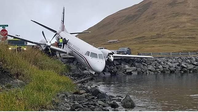 6 Potret Menyedihkan Setelah Pesawat Mengalami Kecelakaan