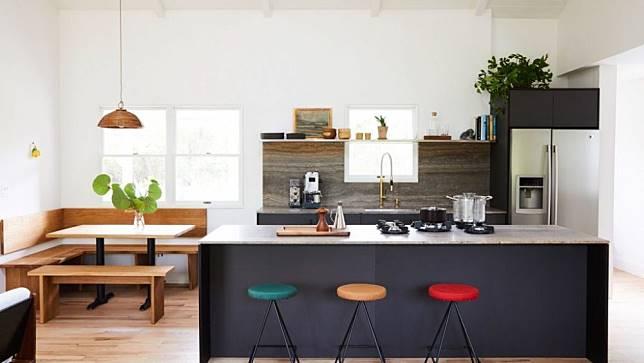 5 Desain Dapur Seru untuk Rumah Mungilmu