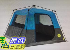 Coleman 速開全罩型六人黑膠帳篷 W592341 [COSCO代購]