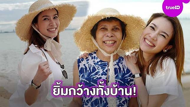 ยิ้มกว้างทั้งครอบครัว!! ไบร์ท พิชญทัฬห์ แฮปปี้พาคุณแม่เที่ยวพักผ่อน เผยแข็งแรงขึ้นมาก