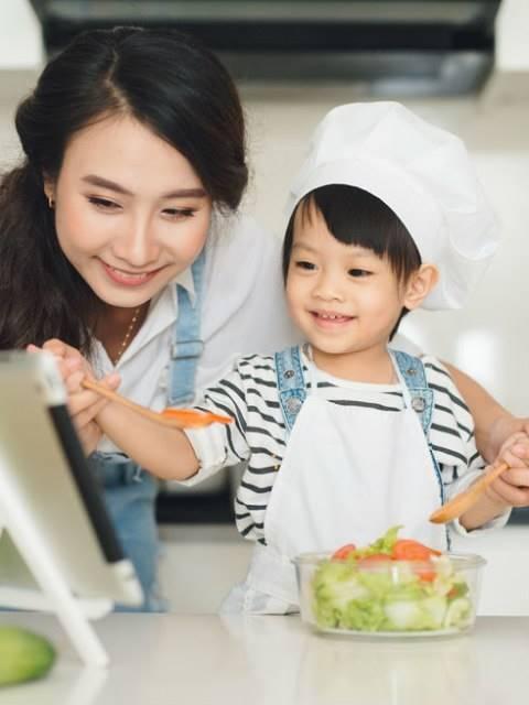 Tips Menata Dapur agar Aman untuk Anak Balita