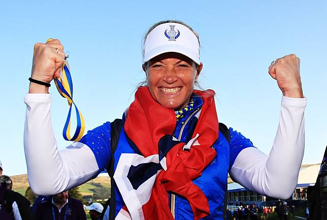 The Solheim Cup - Day 3