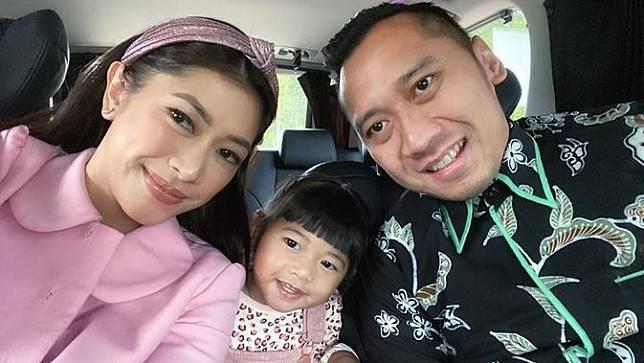 Aliya Rajasa , Gayatri Idalia Yudhoyono, dan Edhie Baskoro Yudhoyono