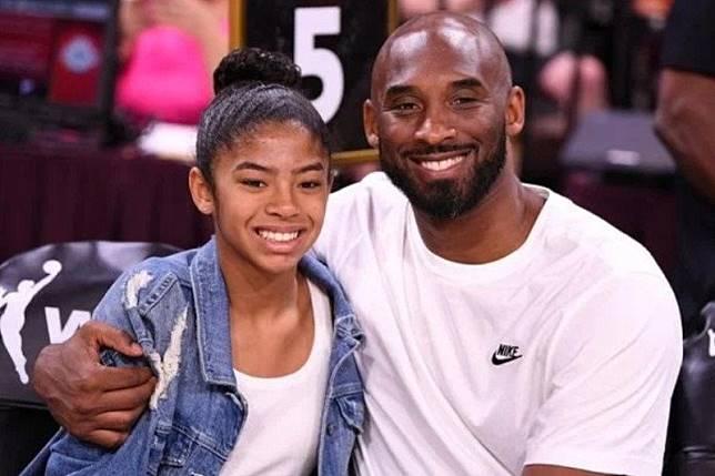 Gianna Bryant sang penerus Kobe Bryant itu berpulang