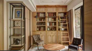 7 種實用書牆設計,放進藏書和你的好品味!