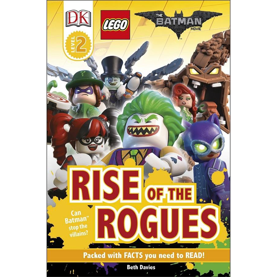 Cause mayhem with the villains of the LEGO® Batman™ Movie. Featuring the Joker, Harley Quinn, Killer