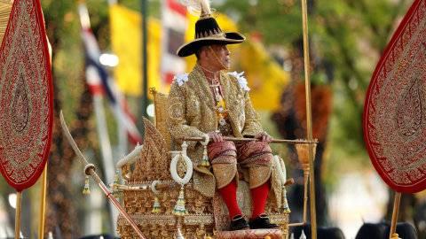 Tradisi Unik Kerajaan Thailand yang Sudah Dilakukan Sejak Ratusan Tahun Lalu