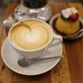 カフェラテ L - 実際訪問したユーザーが直接撮影して投稿した新宿カフェオールシーズンズ コーヒーの写真のメニュー情報