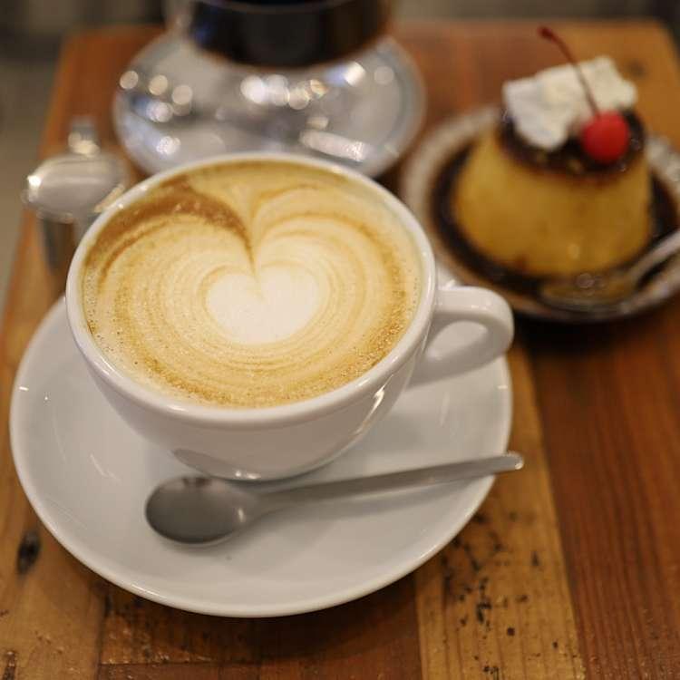 ユーザーが投稿したカフェラテ Lの写真 - オールシーズンズ コーヒー,4/4 SEASONS COFFEE(新宿/カフェ)