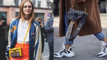 時尚達人、明星都爭相擁有的名牌袋款!5個復古「品牌LOGO」手袋牌子
