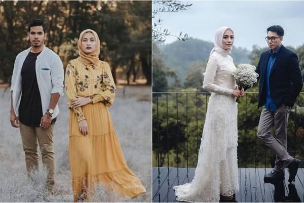 10 Inspirasi Foto Prewed Dengan Hijab Referensi Pasangan Millenials