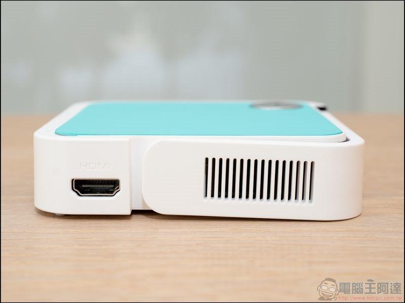 ViewSonic M1 mini Plus 口袋投影機 開箱 - 16