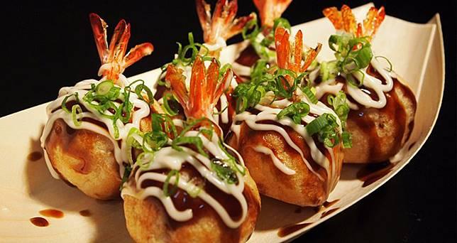 超美味!有尾巴的蝦子燒@ 大阪Naniwa海老丸本鋪!