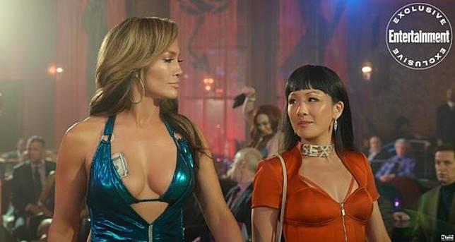 珍妮花與吳恬敏在片中飾演脫衣舞孃。
