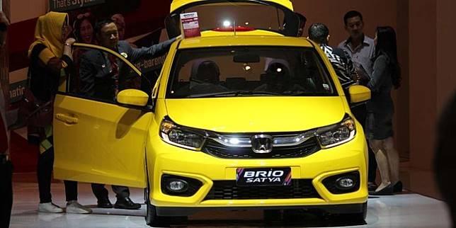 Honda Brio (Otosia.com/Nazarudin Ray)