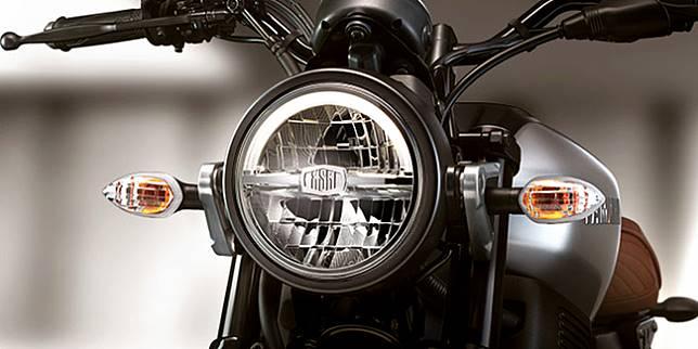 Yamaha XSR155 (Yamaha Thailand)