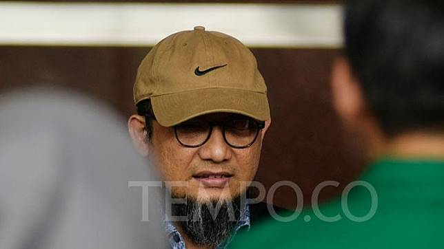 Corruption Eradication Commission (KPK) senior investigator Novel Baswedan. TEMPO/Imam Sukamto