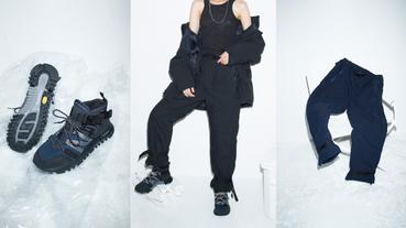 機能與時尚的極致!TDS New Balance 攜手 snow peak 推出系列聯名