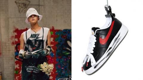 Reseller Jual Sepatu Nike Edisi G Dragon Seharga Rp 120 Juta