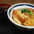 カツ丼 - 実際訪問したユーザーが直接撮影して投稿した新宿そばそば処 信州屋 新宿南口店の写真のメニュー情報