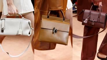 不只柏金包、凱莉包迷人!2020年Hermès愛馬仕這3款全新包將成為新經典?