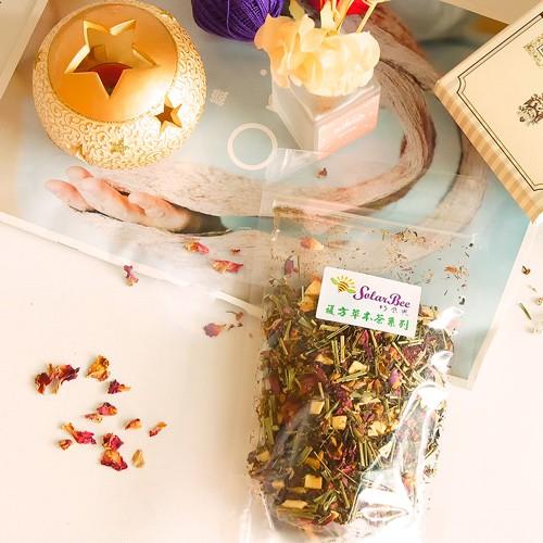 《心戀香格里拉-青春多酚茶》散茶50g 複方花果茶 促進新陳代謝 婀娜美顏 幫助消化