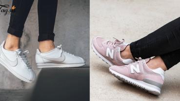 2018年除了粉紅色人氣不減,原來還有這顏色!三對SIS輕鬆carry的外出運動鞋,究竟要收藏哪對才好呢?