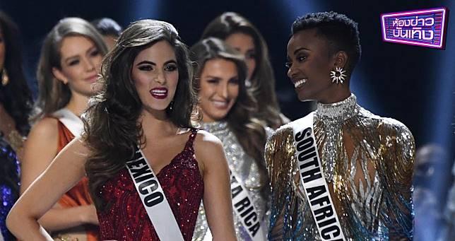 ระดับโลกมันเป็นแบบนี้ ย้อนอ่านทุกคำ ถาม-ตอบ 5 คนสุดท้าย Miss Universe 2019