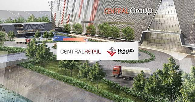 เซ็นทรัล รีเทล เซ็นสัญญาเช่าศูนย์กระจายสินค้า 15 ปี กับเฟรเซอร์ส หนึ่งในธุรกิจของเจ้าสัวเจริญ หวังต่อจิ๊กซอว์กลยุทธ์ Omni-Channel