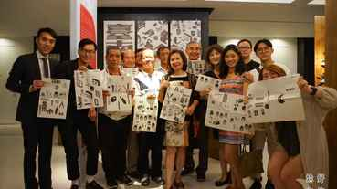 台南老爺行旅 | 台南必訪9位職人!183個圖像印章刻印百工