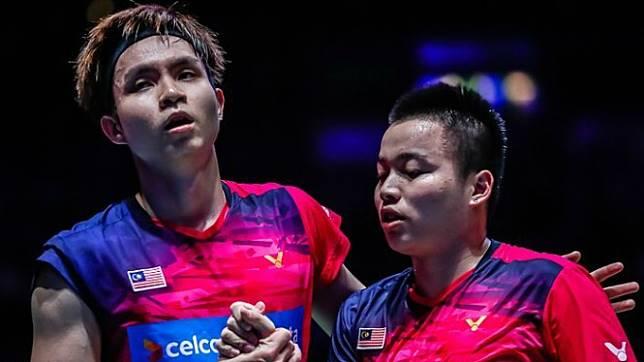 Ganda putra Malaysia, Aaron Chia/Soh Wooi Yik