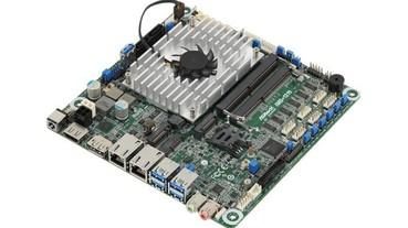 ASRock IMB-1216 Mini-ITX工控主機板,支援Intel Whiskey Lake-U低功耗處理器