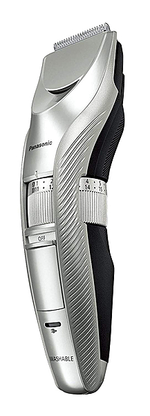 Panasonic【日本代購】松下 電動理髮器 修髮器 剪髮器 充電式 可水洗ER-GC72-S