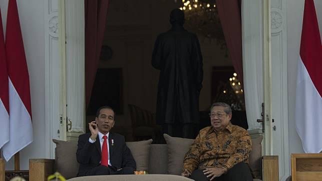 SBY Sindir Utang Negara di Era Jokowi