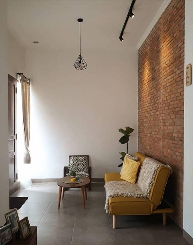 dok. withabussert & Lega Desain Rumah LB 90 M² Ini Berkonsep Open Space dan Bergaya ...