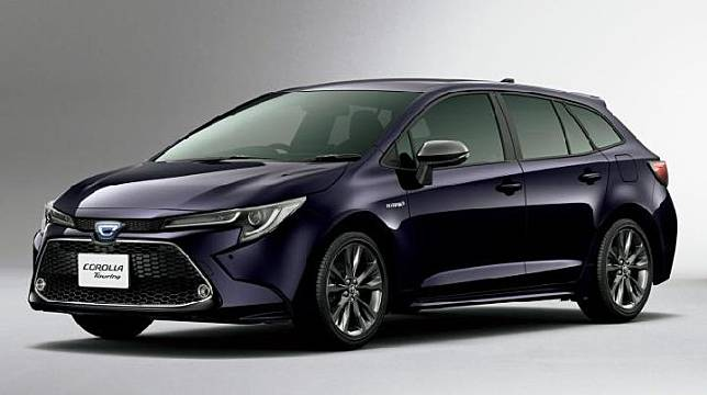 Toyota Corolla Touring (Station Wagon). (Carbuzz.com)