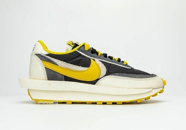 年度最重磅!UNDERCOVER x sacai x Nike LDWaffle三方聯名鞋款細節曝光