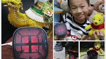 (開箱)專利光觸媒淨化技術--【LUFTQI】Luft Cube迷你空氣清淨機。(淨化室內/車內/辦公室/房間/睡覺/臭味的空氣)。