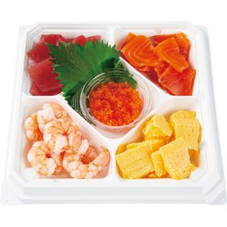 七夕ちらし寿司セット