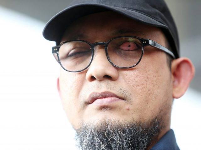 Polisi Didesak Ungkap Otak PelakuPenyiramanNovel Baswedan