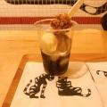 あんパフェ和栗 - 実際訪問したユーザーが直接撮影して投稿した千駄ケ谷カフェトラヤあんスタンド 新宿店の写真のメニュー情報