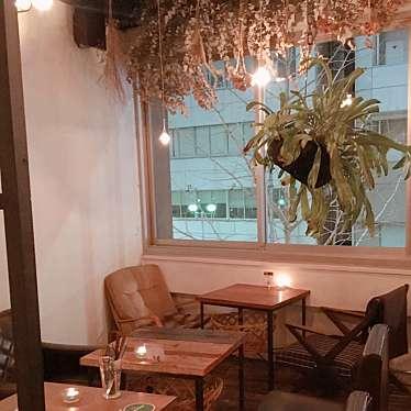 実際訪問したユーザーが直接撮影して投稿した新宿カフェcoto cafeの写真