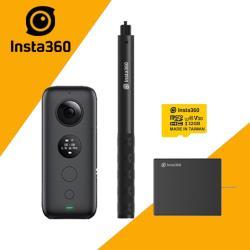 ◎可拍攝5.7K 30fps、4K 50fps的影片,可手動選擇EV、低光環境下拍攝效果好。|◎360度全景實況直播。|◎連接方式多樣、支持WIFI、藍芽、手機連接、支持iOS與Andriod手機。品