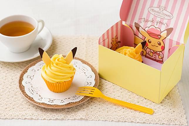 """Pikachu Sweets"" ร้านขนมหวานแบบเทคเอาท์จาก Pokémon Cafe"
