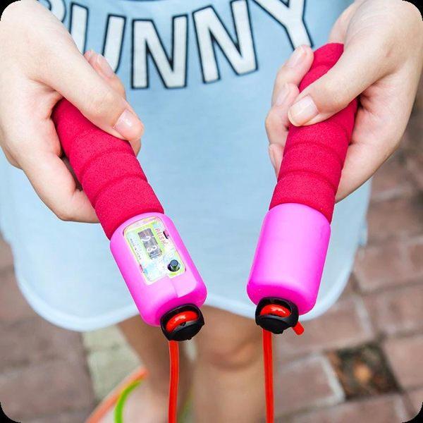 新奇創意小百貨小商品學校運動會活動實用學生小禮品跳繩