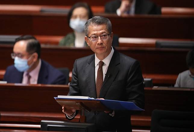 Hong Kong budget to hit record deficit of HK$139 billion with relief measures of HK$10,000 per individual and full loan backing for small firms, up to HK$2 million