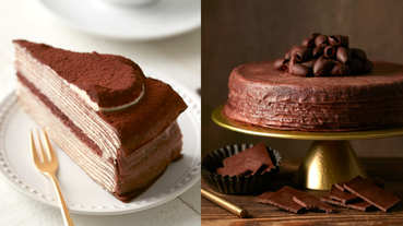 Lady M新推4款聖誕節甜點!提拉米蘇千層、巧克力千層都超療癒,女孩一定愛!