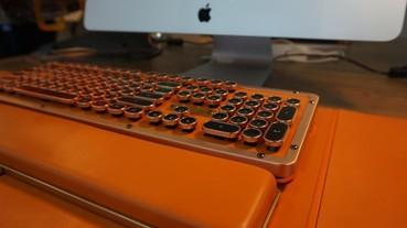 Computex 2018:Azio打字機鍵盤更新60%版本,還有更多配色與手托、鼠墊