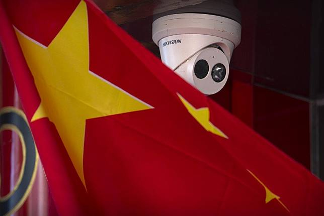 Chinese surveillance giant Hikvision warns it may lose customers over US trade ban as quarterly profits surge