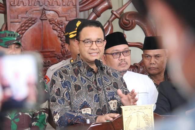 Anies: Jakarta Akan 'New Normal' jika PSBB Fase 3 Sukses